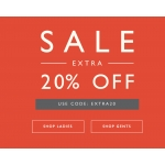 Jack Wills: Sale extra 20% off ladies and gents clothing