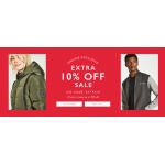 Jack Wills: extra 10% off sale items