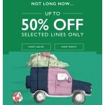 Jack Wills: up to 50% off ladies and gents fashion