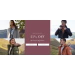 Jack Wills: 25% off all coats & jackets
