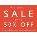 Jack Wills: Mid Season Sale up to 50% off ladies and gents fashion