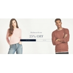 Jack Wills: 25% off women's and men's knitwear