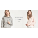 Jack Wills: 25% off all women's hoodies