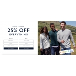 Jack Wills: 25% off women's and men's fashion