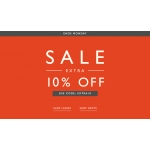 Jack Wills: extra 10% off ladies & gents fashion