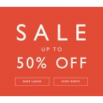 Jack Wills: Sale up to 50% off ladies and gents fashion