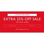 Jack Wills: extra 25% off sale