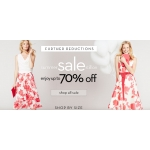 Jacques Vert: Sale up to 70% off occasion wear, shoes and accessories