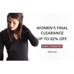 John Smedley Outlet: Women's Final Clearance up to 82% off