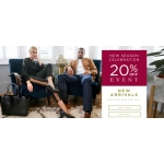 Jones Bootmaker: 20% off autumn-winter shoes