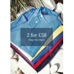 Joseph Turner: 2 polo shirts for £58