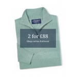 Joseph Turner: 2 cotton knitwear for £88