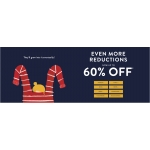 Joules: Sale up to 60% off women's, men's and children's clothing and footwear