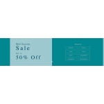 Joules: Mid Season Sale up to 50% off women's, men's & children's clothing and footwear
