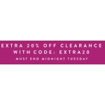 Joules: extra 20% off clearance