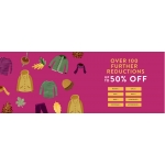 Joules: up to 50% off women's, men's, children's clothing and footwear