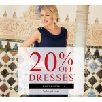 Julipa: 20% off dresses