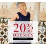 Julipa: 20% off dresses