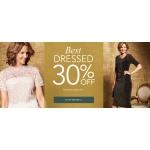 Julipa: 30% off dresses