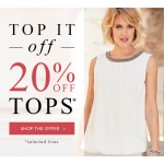 Julipa: 20% off tops