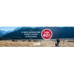 Kathmandu: Sale up to 40% off outdoor fashion