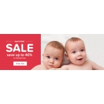 Kiddicare: Sale up to 40% off selected lines