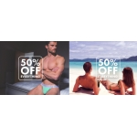 Kiniki: Sale 50% off women's and men's swimwear
