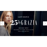 L.K.Bennett: 25% off clothing with Grazia