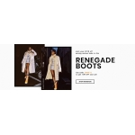Lamoda: 10% off renegade boots
