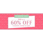 La Redoute: Summer Sale up to 60% off fashion, home & kids