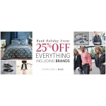 La Redoute: 25% off everything