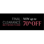 La Redoute: Final Clearance up to 70% off women's, men's and children's clothes