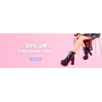 Lamoda: 30% off women's fashion