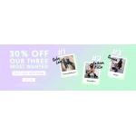 Lamoda: 30% off three most wanted shoes