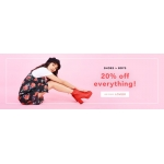 Lamoda: 20% off shoes and accessories