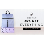Lamoda: 25% off on everything from women's shoes, bags, jewellery and accessories