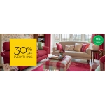 Laura Ashley: 30% off everything from furniture, decorating, home accessories, curtains & blinds or fashion
