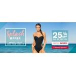 Leonisa: 25% off all swimwear