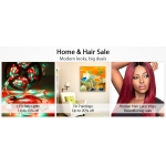 Light in the Box: Sale up to 20% off home and hair products