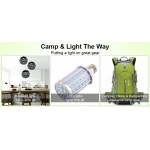 Light in the Box: up to 40% off camp and light products