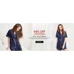 LilySilk: up to 44% off silk nightwear