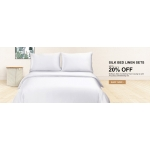 LilySilk: up to 20% off silk bed linen sets