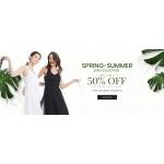 LilySilk: buy 1 get 1 50% off