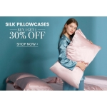 LilySilk: silk pillowcases buy 1 get 1 30% off