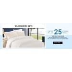 LilySilk: up to 25% off silk bedding sets