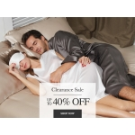 LilySilk: Sale up to 40% off nightwear & sleepwear