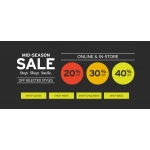 Jones Boot Maker: Mid Season Sale 20%, 30%, 40% off