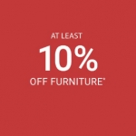 Mamas & Papas: Sale at least 10% off baby furniture