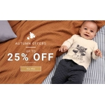 Mamas & Papas: up to 25% off children clothing and accessories