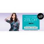M&Co: 25% off new womens clothing